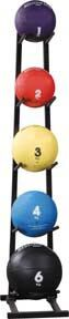 Medicine Ball Tree Rack - Single