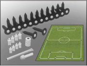 Soccer Field Lining Package