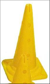 "20"" Hurdle Cone - Yellow"