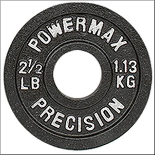 Olympic Weight Plate - 2.5 lbs.