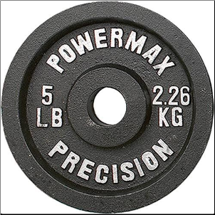 Olympic Weight Plate - 5 lbs.