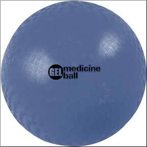 Gel Filled Medicine Ball - 4 lbs.