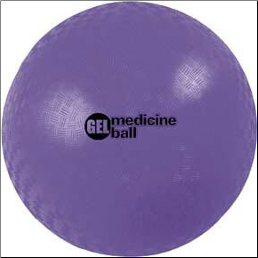 Gel Filled Medicine Ball - 11 lbs.