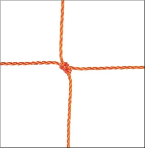 Soccer Net - Orange
