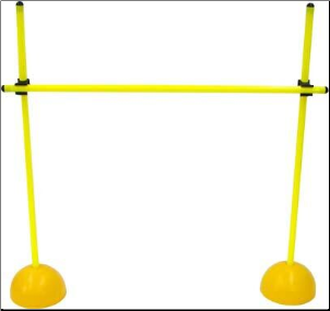 Hurdle Dome Cone Set