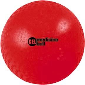 Gel Filled Medicine Ball - 2 lbs.