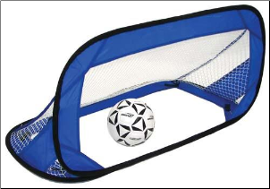 Pop-Up Soccer Goal - 4' x 2' x 2'